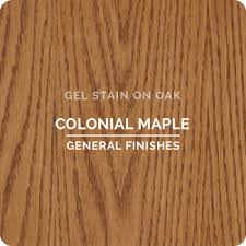How To Mix And Match Cherry Oak And Maple Wood Stains For by Oil Based Gel Stains General Finishes