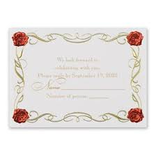 wedding invitation response card wedding response cards invitations by