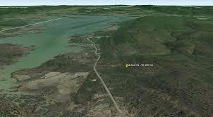 Ouachita Mountains Map Oklahoma Pushmataha County 12 52 Acre Lake View Ranch Lake