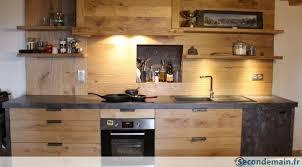 porte cuisine chene meuble cuisine chene massif gallery of meuble cuisine haut chene