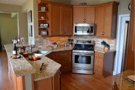 corner kitchen furniture kitchen dazzling attractive backsplash glass and woodencabinet