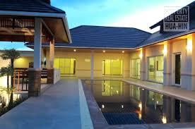 cool house for sale news modern luxury thai pool house for sale hua hin thailand