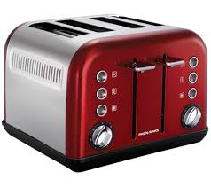 Argos Toasters 2 Slice Morphy Richards Accents 242004 4 Slice Toaster Red Toaster