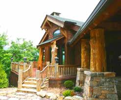 Small Mountain Home Plans - rustic small cabin plan idea with wonderful siding wood and stone