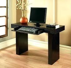 dark wood computer desk wooden computer desk dark wood design for awesome household white