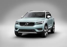 volvo new logo volvo just unveiled its new xc40 compact suv fortune com