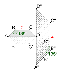mapping dilations read geometry ck 12 foundation