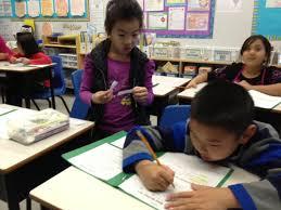 Blind Write Word Study In Action Mr Jackson U0027s Grade Three Class