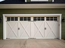 Garage Door Designs Carriage House Garage Doors Design Ideas Decors Carriage