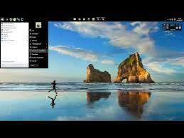 personnaliser bureau personnalisation windows 10 le bureau