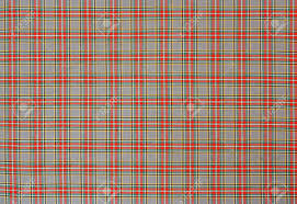scottish tartan background a checked plaid weave pattern with