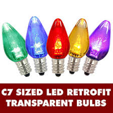 led light bulbs c7 sized light bulbs christmastopia