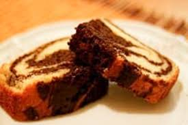 choco orange eggless marble cake cook with whiskaffair