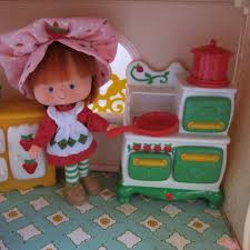 Happy Home Products Kitchen Stove Oven For Strawberry Shortcake Berry Happy Home