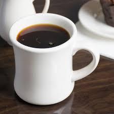 Coffee Mug Images Core 12 Oz Ivory American White Victor China Coffee Mug 36 Case