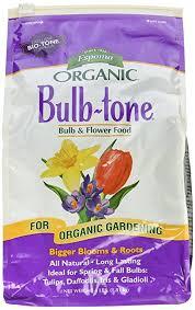 all natural flower food amazon com espoma bt4 4 pound bulb tone 3 5 3 plant food