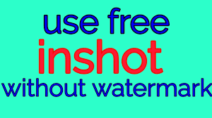 Make A Meme Without Watermark - how to use free inshot inshot without watermark youtube