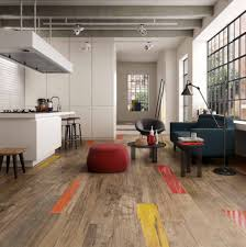 modern kitchen floor tile tile floors wood look tile distressed rustic modern ideas