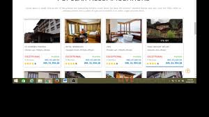 Text Room Hotel Room Booking Portal Youtube