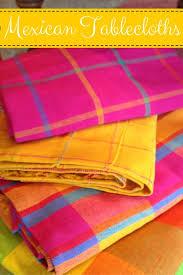 mexican cotton tablecloths on sale zinnia folk arts mexican