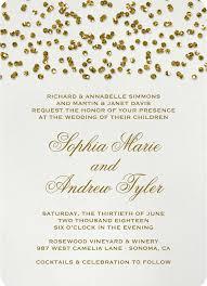 19 glittery wedding stationery ideas hitched co uk