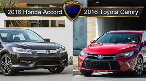 honda accord vs toyota camry 2018 2019 car release and reviews