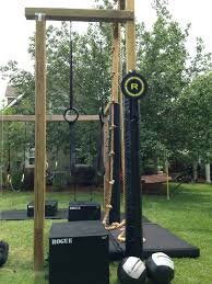 Diy Backyard Pull Up Bar by Diy Fresh Diy Crossfit Rig Design Decorating Modern And Diy