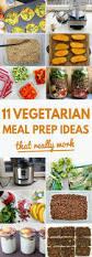 11 vegetarian meal prep ideas that really work vegetarian meal