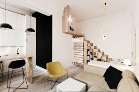 312 square foot studio loft apartment in poland idesignarch