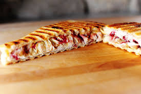 leftover turkey and swiss panini the pioneer
