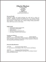 Example Of A Resume Profile by Buy Original Essay Cover Letter Without A Contact Name Samples How