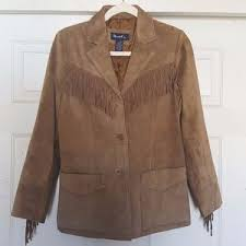 Leather Barn Coat Women U0027s Denim Barn Jacket On Poshmark