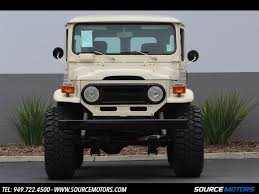 land cruiser fj40 1976 toyota land cruiser fj40 for sale in orange county ca
