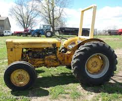 massey ferguson work bull 202 tractor item bh9257 sold