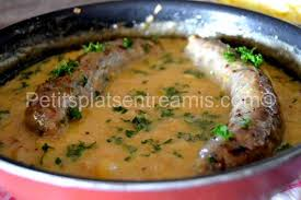 cuisiner des andouillettes andouillettes sucrées salées à l ancienne petits plats entre amis