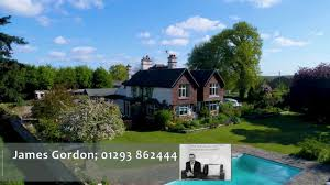 equestrian property for sale surrey youtube