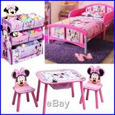 minnie mouse table set toys for disney minnie mouse bedroom set girls furniture