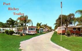 1950s homes port richey trailer park upward mobility pinterest port