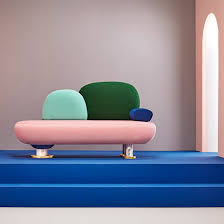 Interior Design Memphis by This Bright Funky Furniture Was Inspired By Memphis Design U2014and
