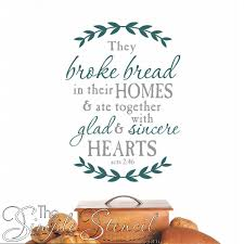 Wall Decals For Dining Room Scripture Wall Decals Inspiring Bible Verse Wall Quotes Simple