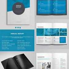 free annual report template non profit 15 annual report templates with awesome indesign layouts with