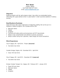 exle of a resume summary rick nolan resume 1