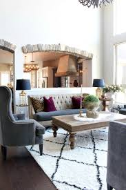 Cozy Livingroom by Glam Cozy Fall Living Room The House Of Silver Lining