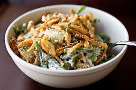 green bean casserole from scratch the cozy apron