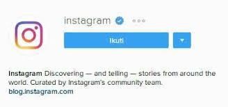 cara membuat akun instagram resmi seperti artis cara verified akun di instagram wavker blog
