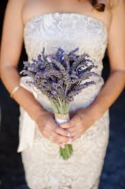 lavender bouquet lavender for the bridesmaids bouquet wedding flower