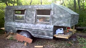 survival truck camper image gallery homemade survival camper