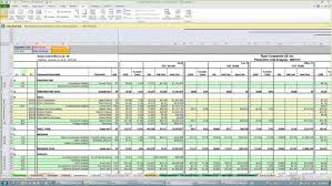 Cost Analysis Excel Template Estimate Templates Microsoft Excel Project Template
