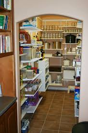 furniture classy galley kitchen with organizing pantry system and