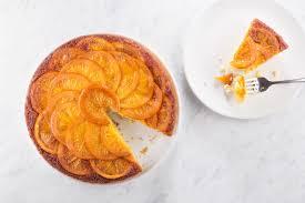 orange upside down cake recipe epicurious com